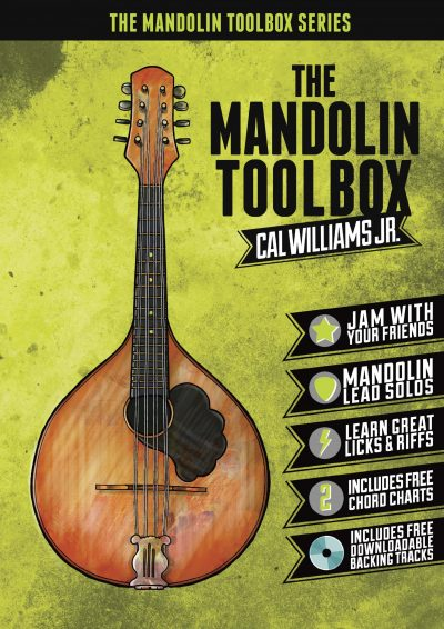 A4-THE MANDOLIN TOOLBOX COVER