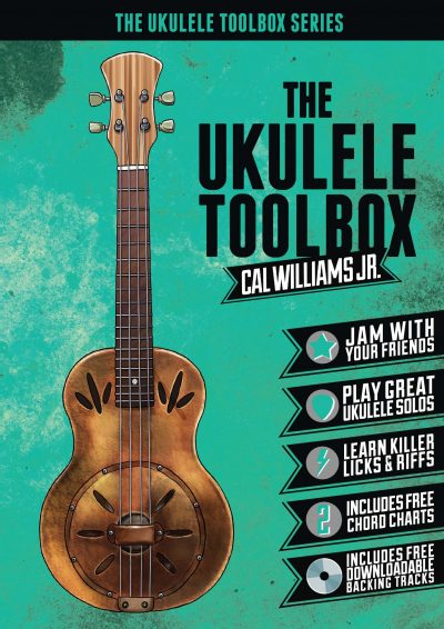 A4-The Ukulele Toolbox Cover