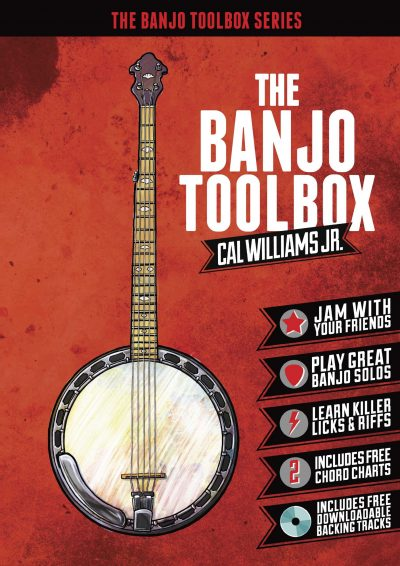 The Banjo Toolbox-COVER